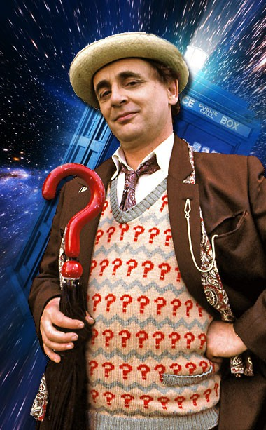 The Seventh Doctor: The Mask of a Clown