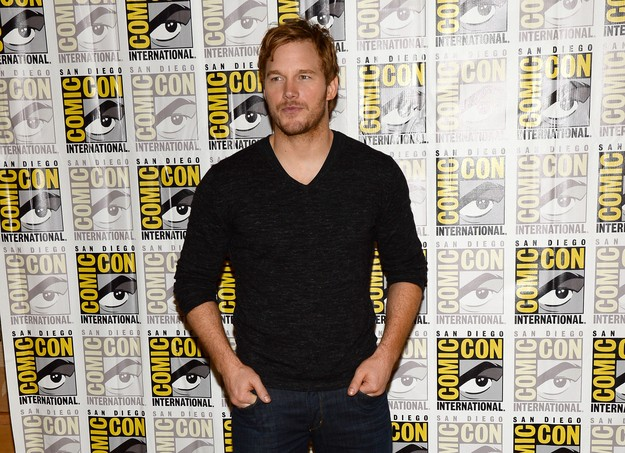 Chris Pratt Admits to Being a Teenage Stripper