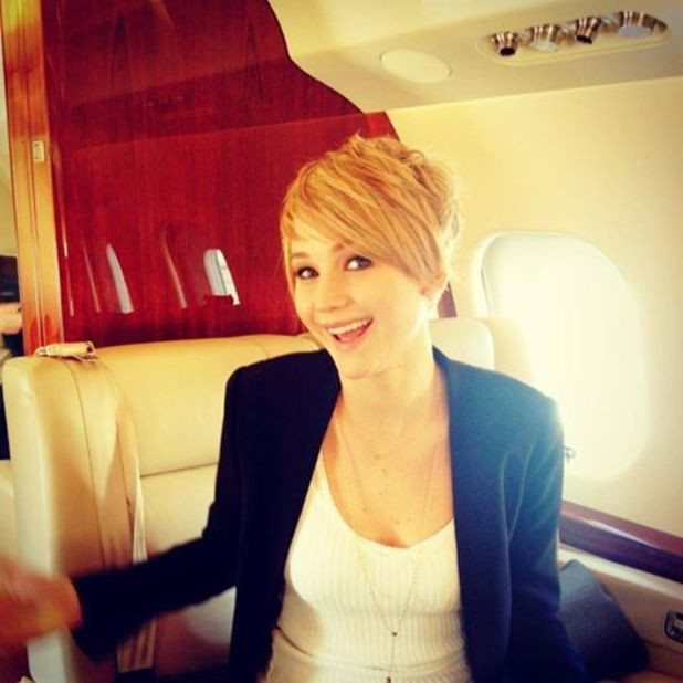 Jennifer Lawrence Joins The Short List With Her New 'Do