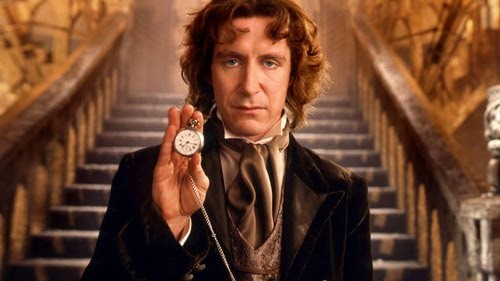 The Eighth Doctor: The First Of A New Generation