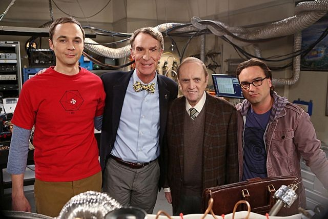 The Big Bang Theory Welcomes Bob Newhart Back With Open Arms In 'The Proton Displacement'
