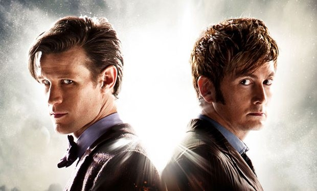 The Night Of The Doctor Will Precede The Day Of The Doctor