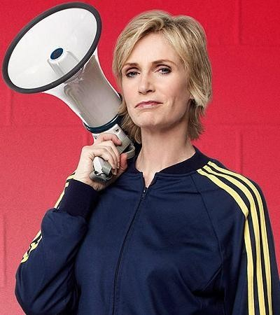 Jane Lynch Talks About Sue's Future on Glee