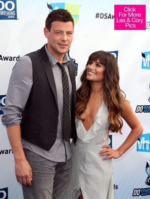 Lea Michele To Honor Cory Monteith On Her Upcoming Debut Album
