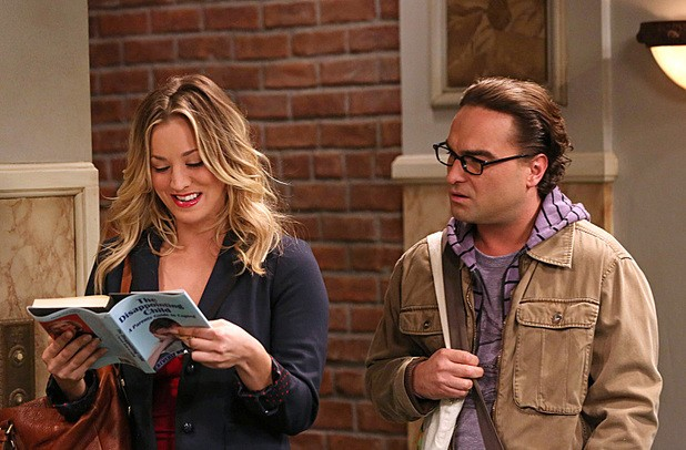 Johnny Galecki Talks Secret Romance With Kaley Cuoco