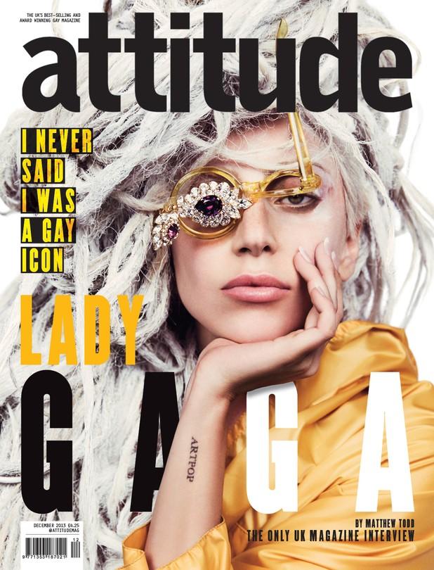 Lady Gaga is