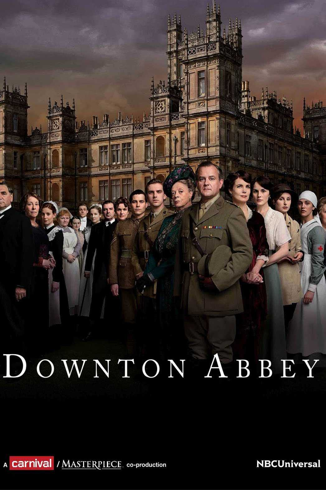 Downton Abbey Has Be Renewed For Series Five