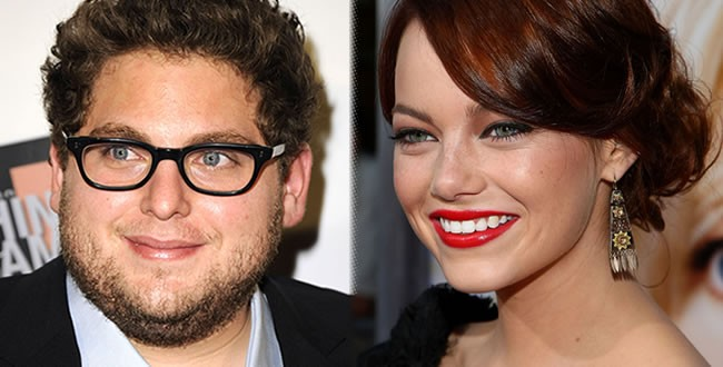 Emma Stone And Jonah Hill Rumored To Be Involved In Ghostbusters Three
