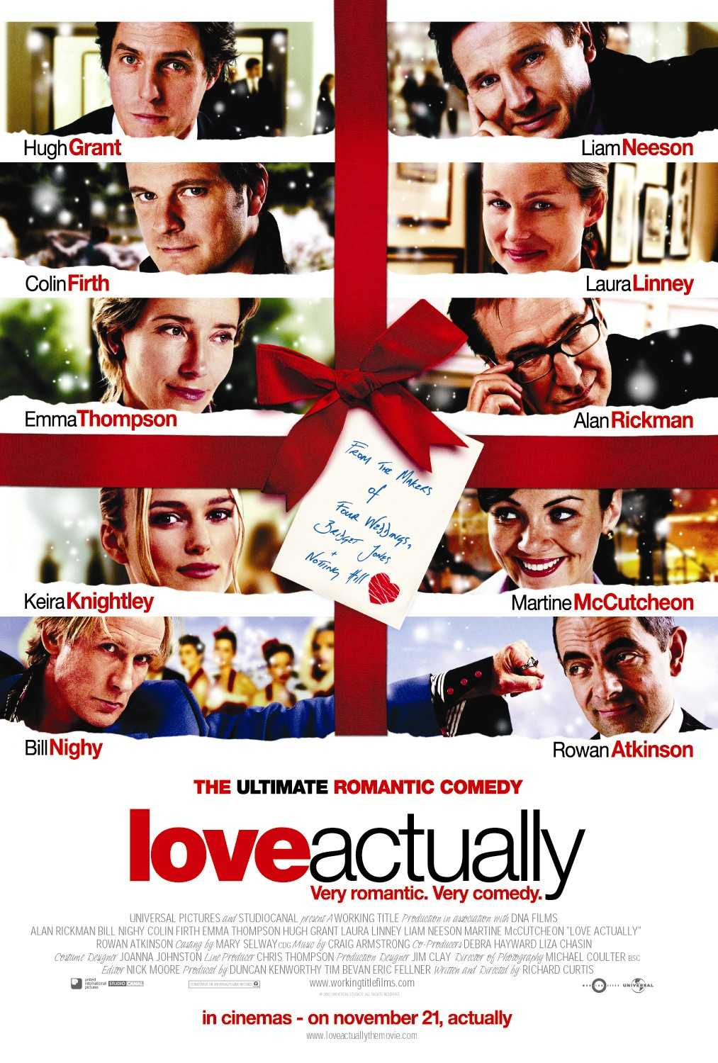Is There A Love Actually Sequel In Our Future?