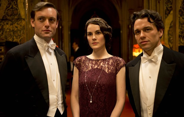 The Last Downton Abbey Episode Before Christmas Special Leaves Several Cliffhangers