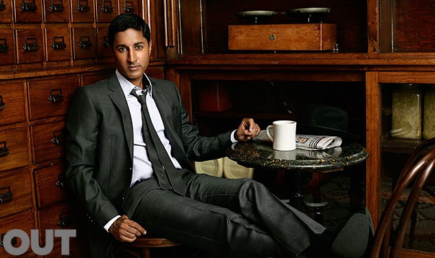 30 Rock's Maulik Pancholy Tops OUT 100 List