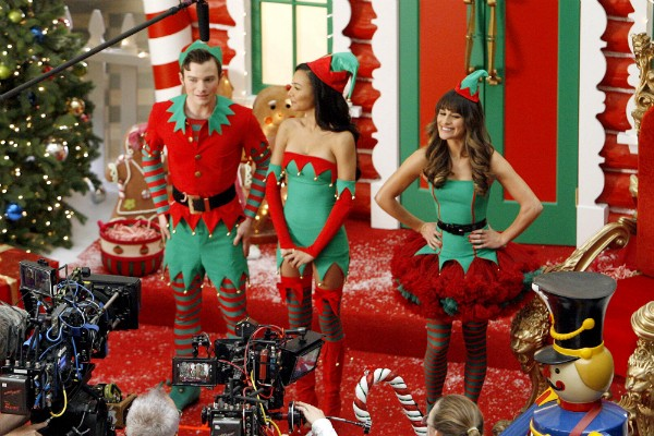 Glee Is Releasing Some Christmas Songs After All For