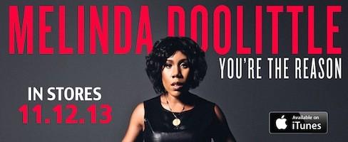 American Idol Alum Melinda Doolittle Debuts Brand New EP