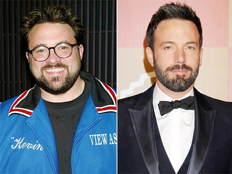 Kevin Smith Says Ben Affleck Batman Costume Is