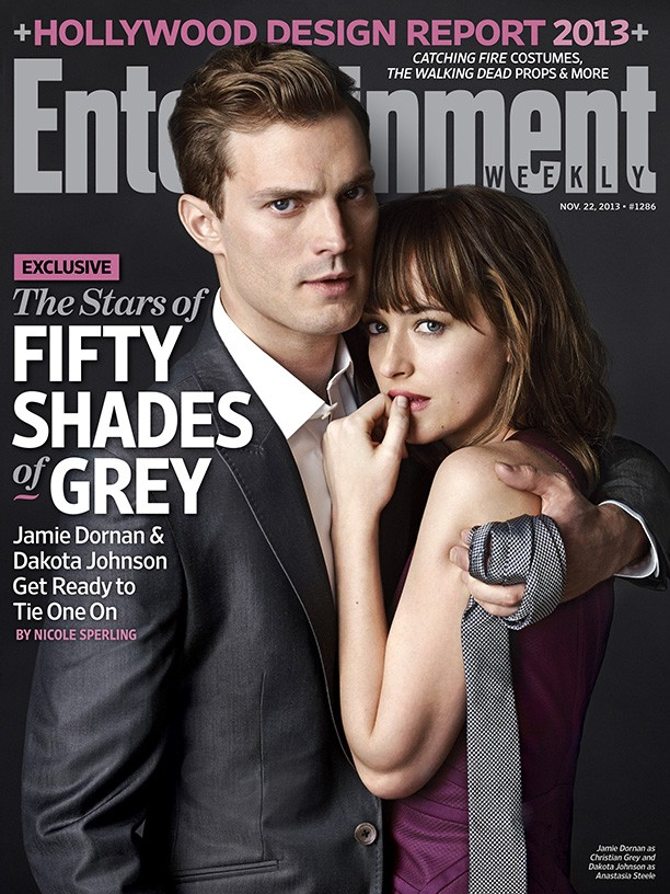 50 Shades Of Grey: First Photos Tease What Is Sure To Be A Very BDSM Valentine's Day 2015