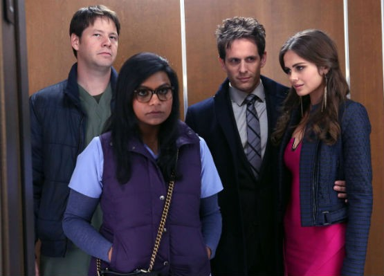 Things Get Sext-y On This Week's Mindy Project