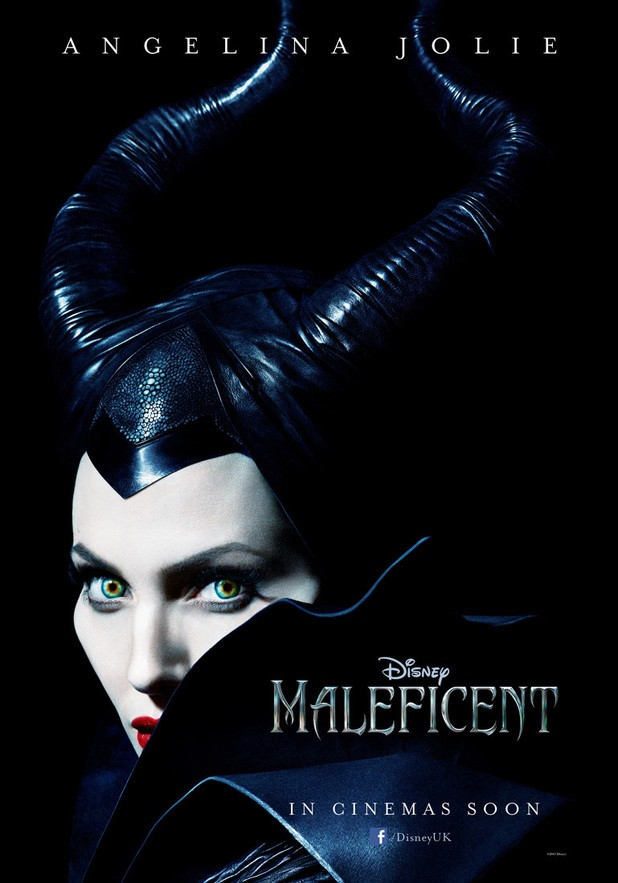 Angelina Jolie Is Positively Menacing In The Freshly Released Maleficent Trailer