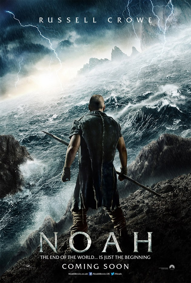 Russell Crowe Goes Old Testament In First Look At Noah