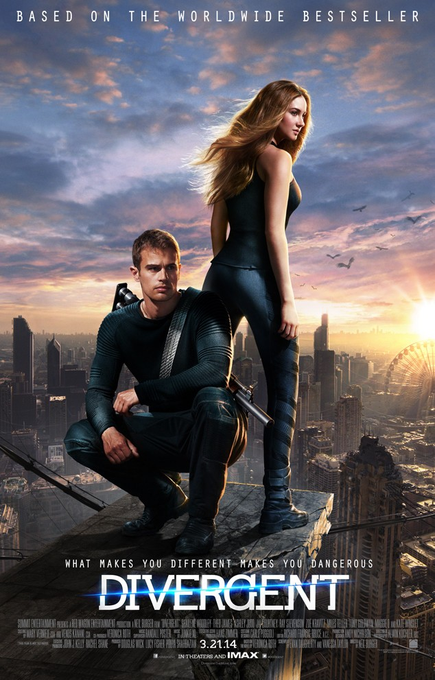 The First Full Length Trailer For Divergent Is Finally Released