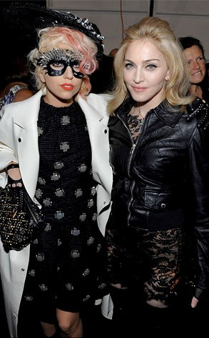 Lady Gaga Doesn't Want Madonna's Throne