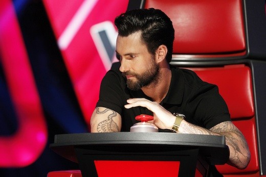 Adam Levine Discusses Overshadowing Contestants On The Voice