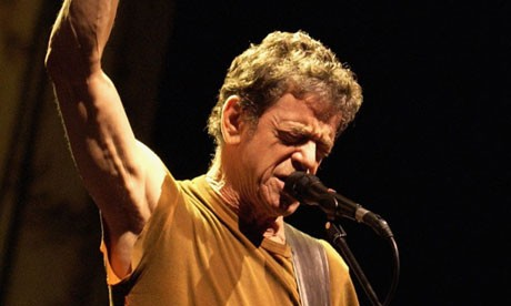 Public Tribute To Lou Reed Took Place Today