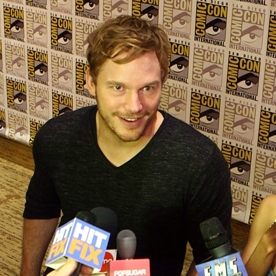 Chris Pratt Is Reportedly In Talks For Lead Role In Jurassic World