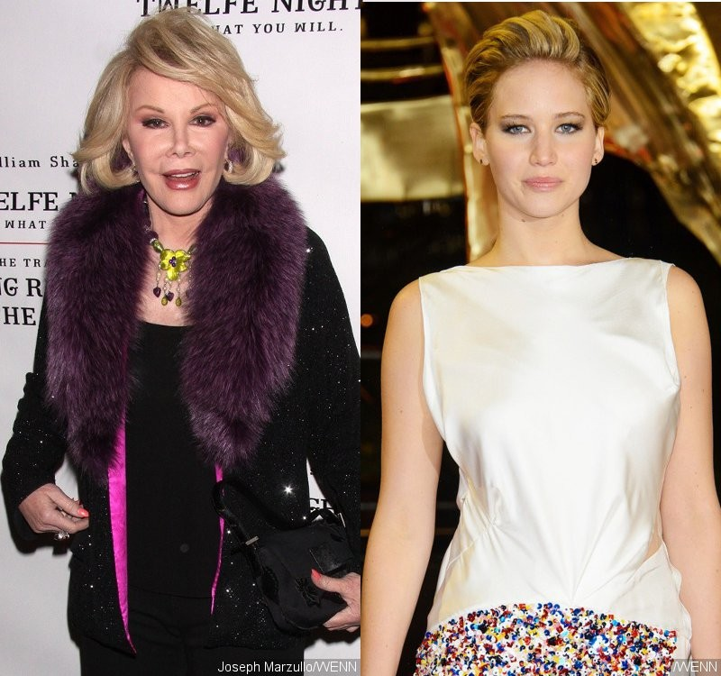 Hollywood's Latest Feud: Jennifer Lawrence And Joan Rivers Are Duking It Out