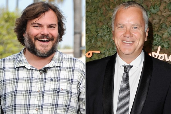 Jack Black And Tim Robbins Sign On For New HBO Comedy