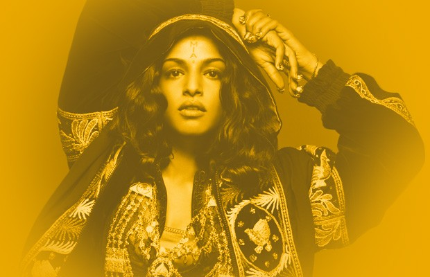 M.I.A. Debuts Music Video For New Single
