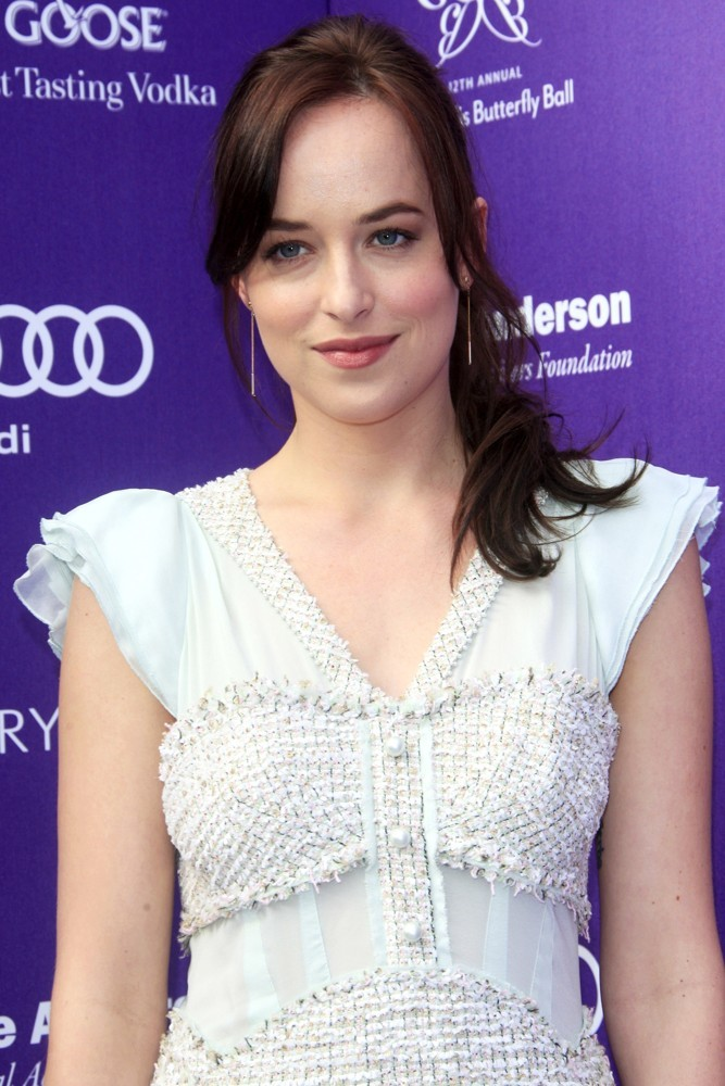 Dakota Johnson Speaks Out About Her Possible Breakout Role In 50 Shades Of Grey