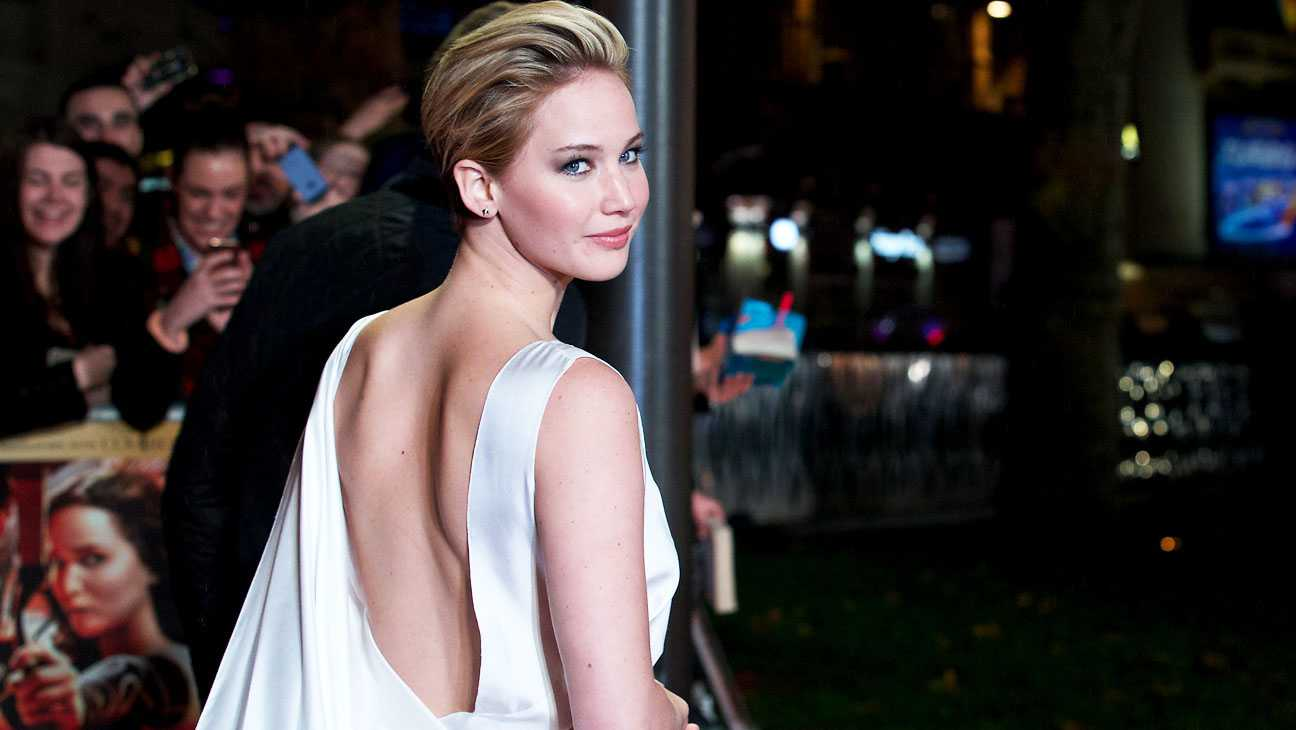 Jennifer Lawrence Says Acting Helped Her Work Through Her Social Anxiety