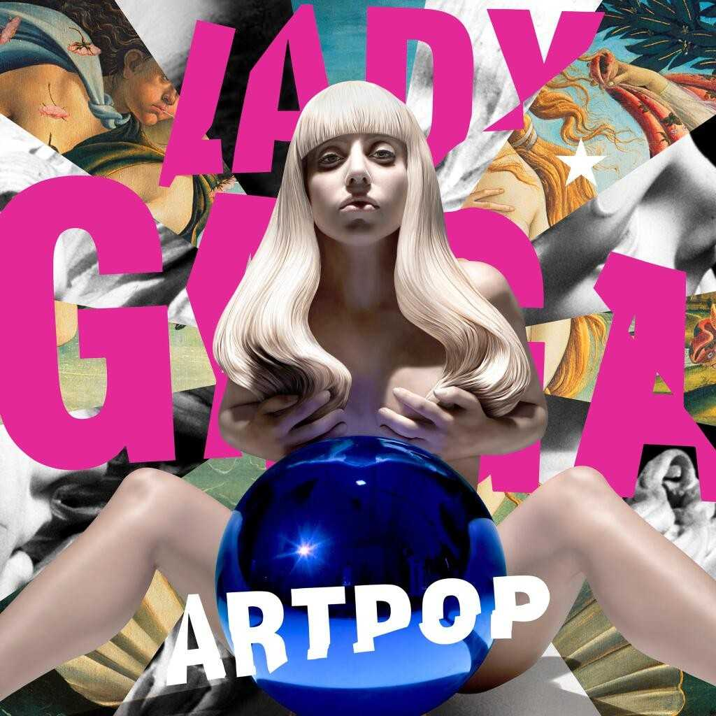 Lady Gaga Takes ARTPOP To The Top Of The UK Charts
