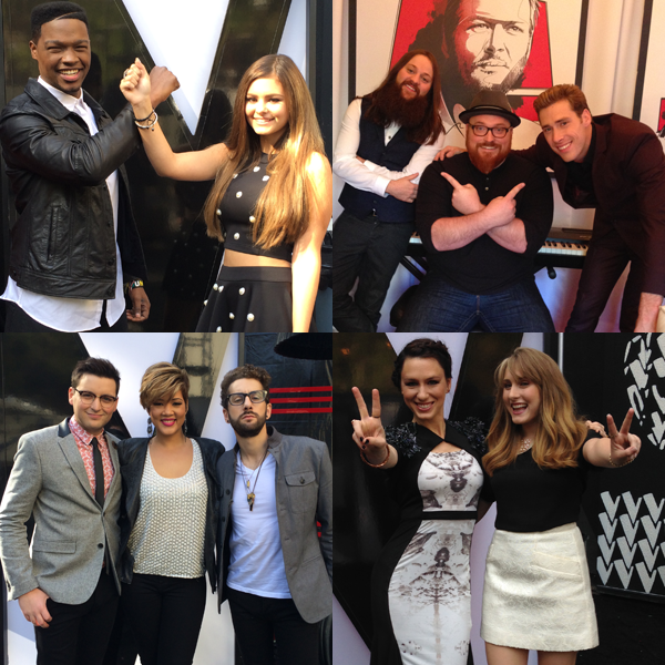 Who Has A Special Moment In The Voice Top Ten?!