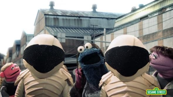 Sesame Street Parodies Catching Fire Following Worldwide Premiere