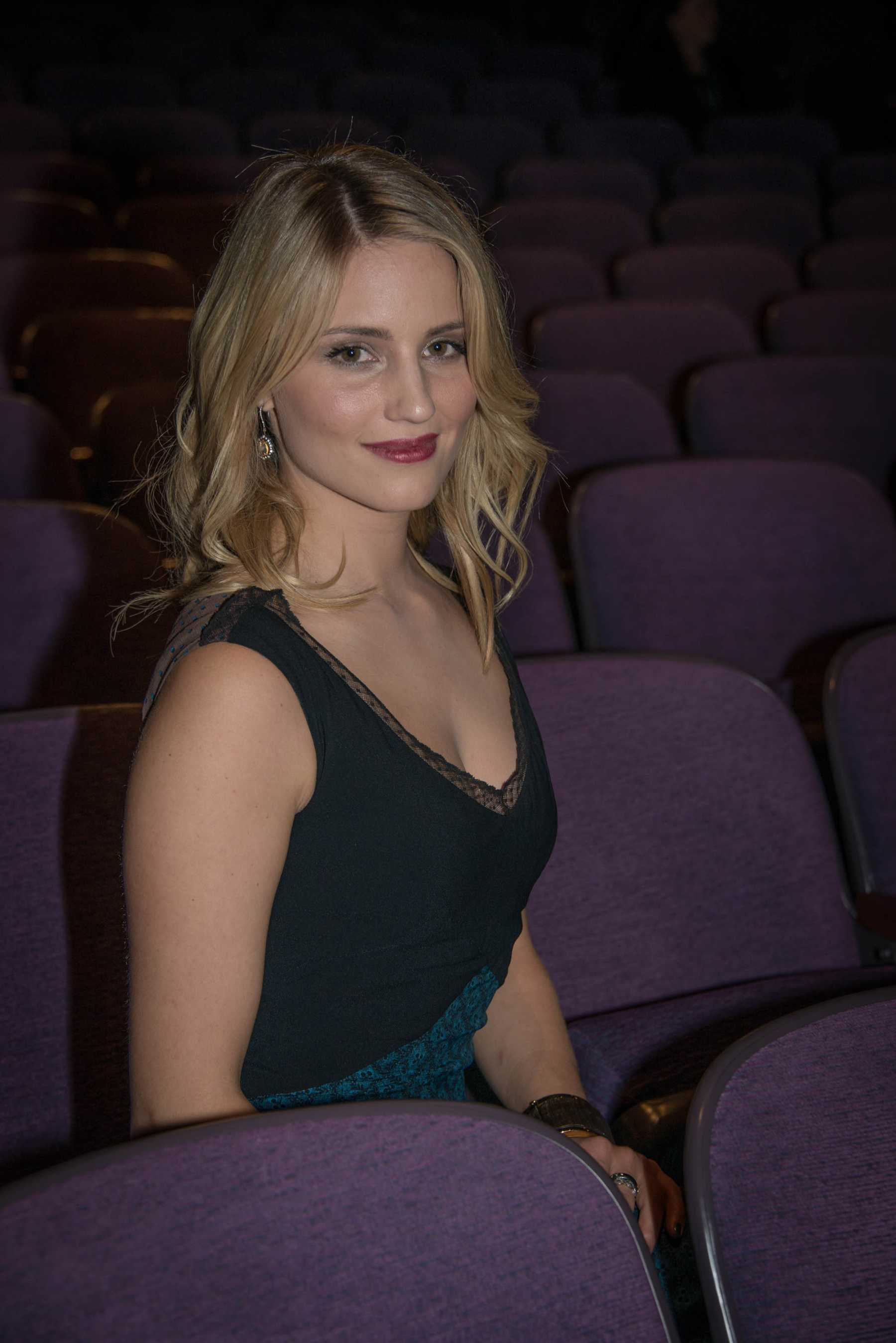 Dianna Agron Talks About Life Growing Up In San Francisco As She Receives A Close To Home Award