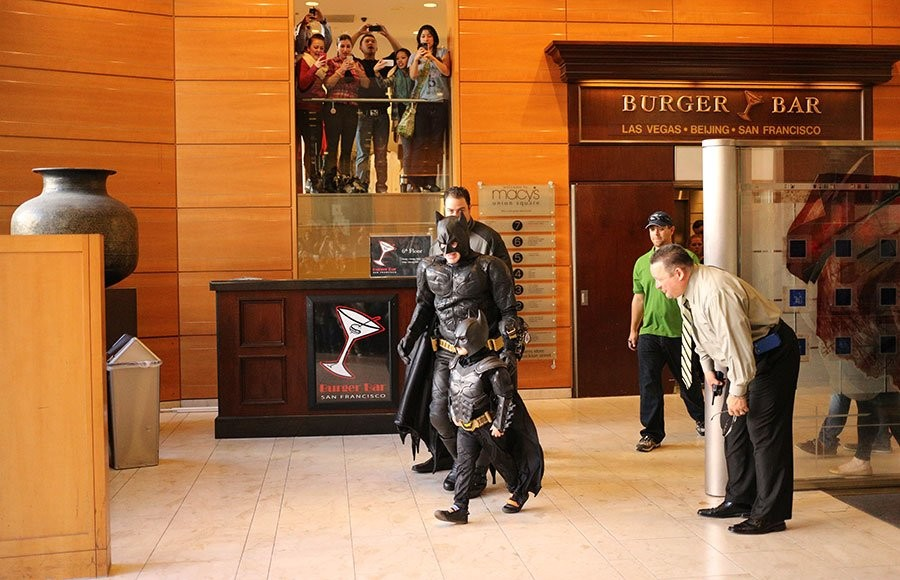 Batkid Gets His Own Theme Music Thanks To Batman Composer Hans Zimmer