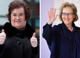 Meryl Streep To Star As Susan Boyle In Biopic Film