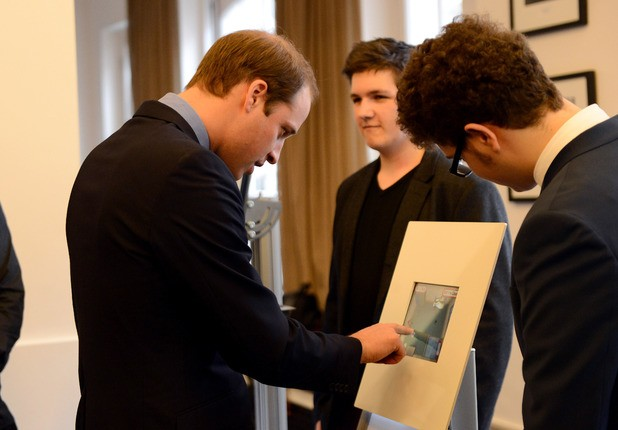 Prince William Wants A PS4 But Doesn't Think Kate Would Approve