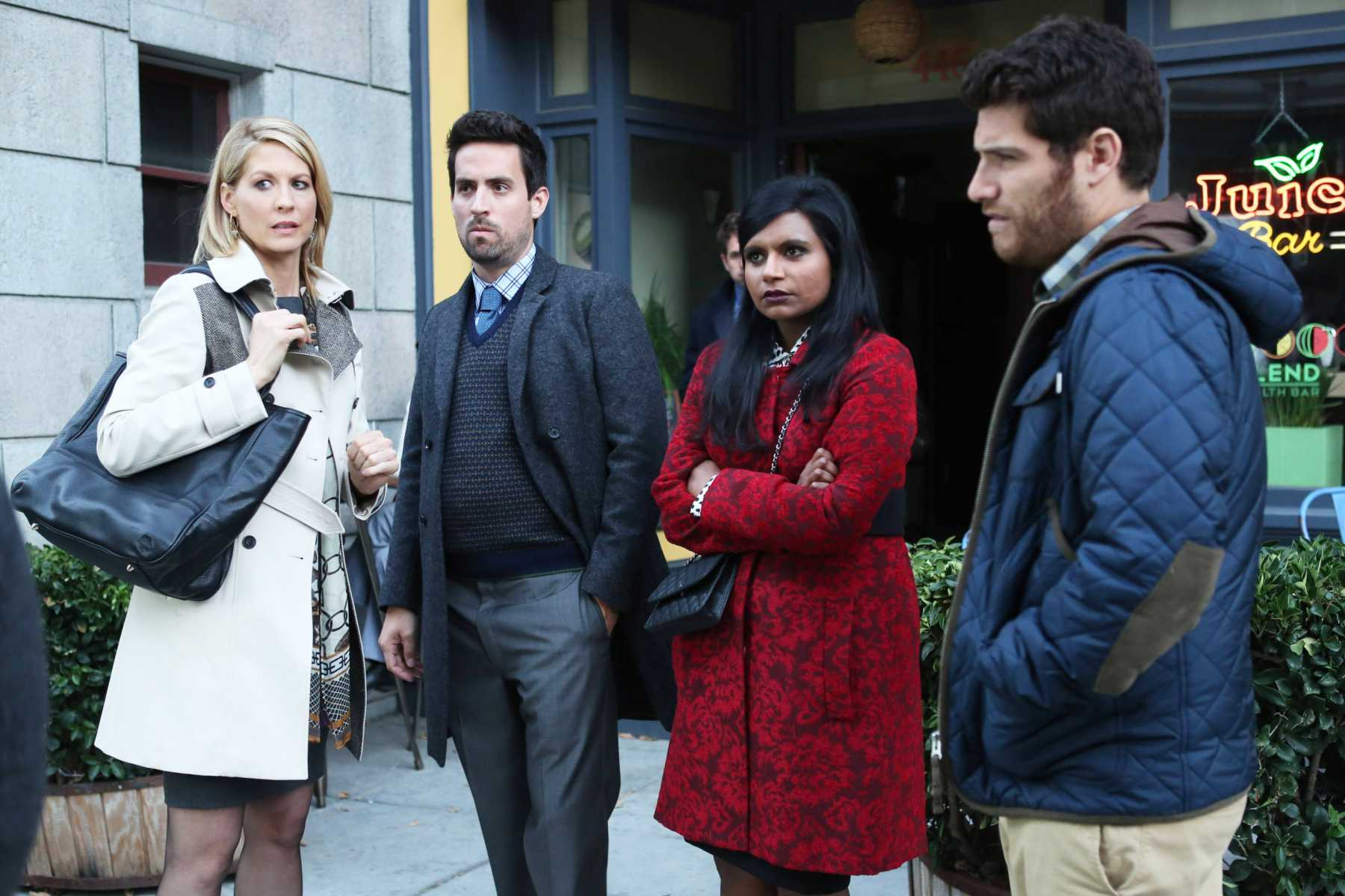 On This Weeks Mindy Project: Mindy Lahiri Is A Racist