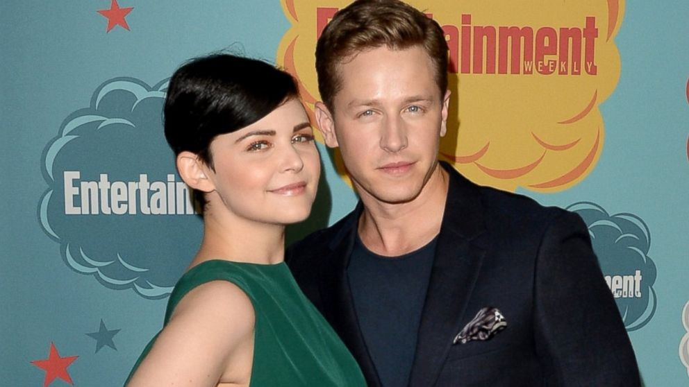 Ginnifer Goodwin And Josh Dallas Announces Pregnancy