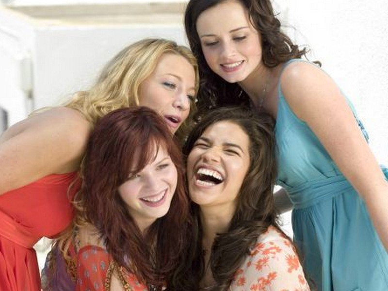 Grab Your Best Denim And Your Best Friends: A New Sisterhood Of The Traveling Pants Movie May Be In The Works