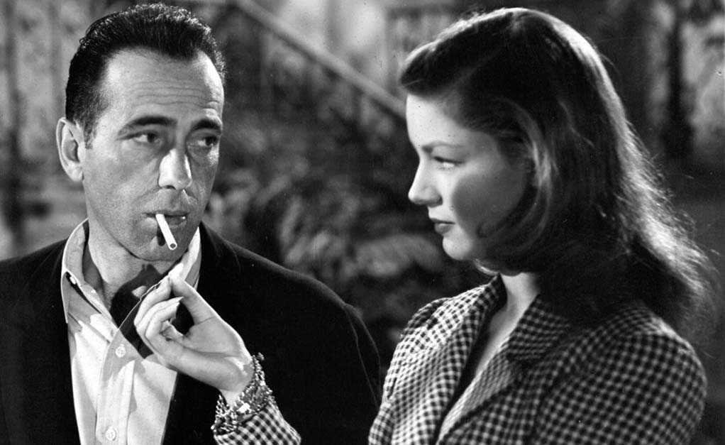 The Stuff Dreams Are Made Of: The Day I Got To Know Bogie And Bacall