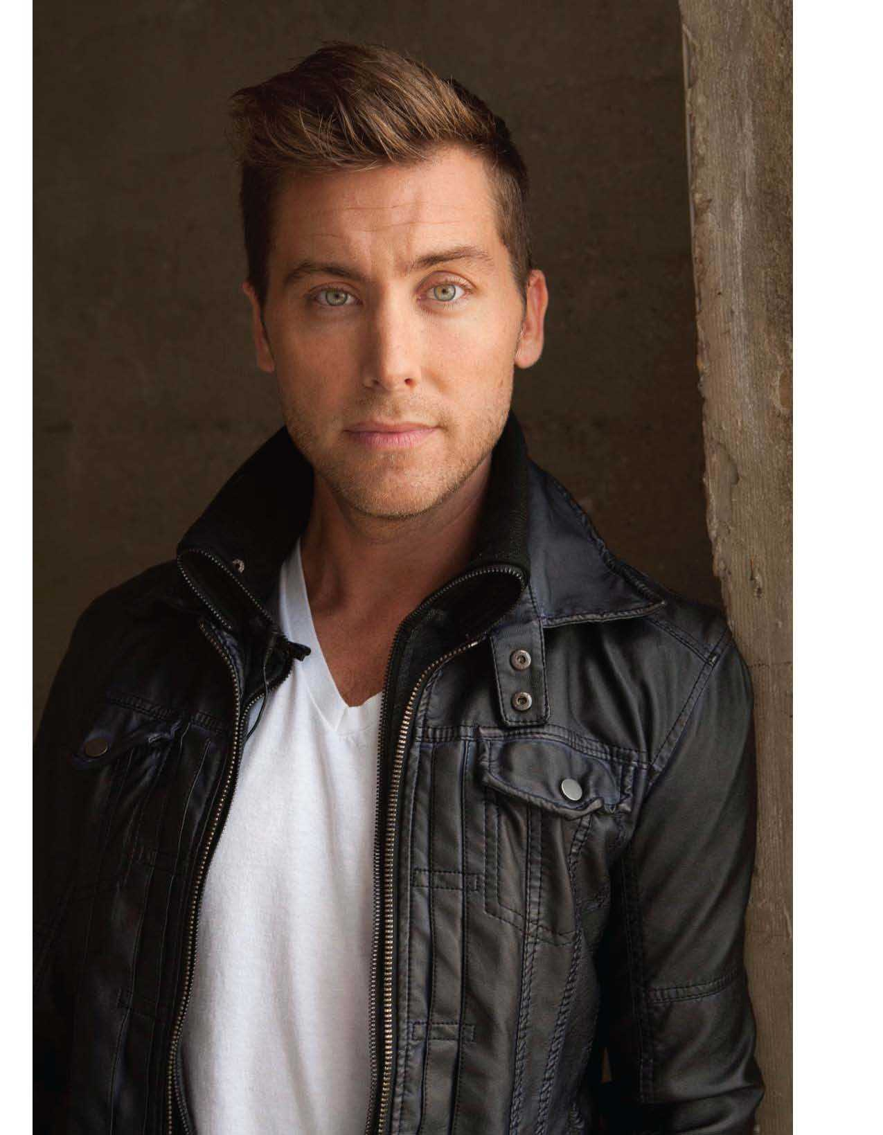 Lance Bass Kicks Off His Solo Career With Walking On Air