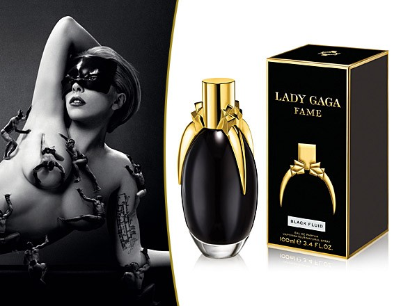 New Lady Gaga Perfume Has An Unusual Ingredient