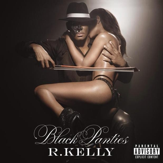 R-Kelly Announces Track list and Artwork for 'Black Panties'