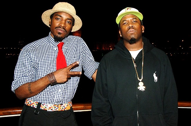 Rumours Stir Of OutKast Reunion At Coachella 2014