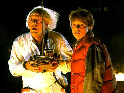 Doc Brown And Marty McFly To Collide Once More On The Michael J. Fox Show