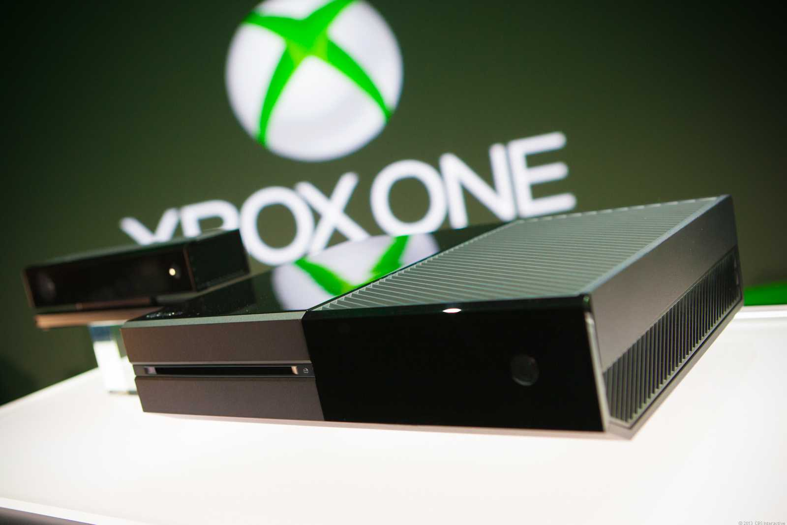 Faulty Disc Drives On Xbox One's Launch Day