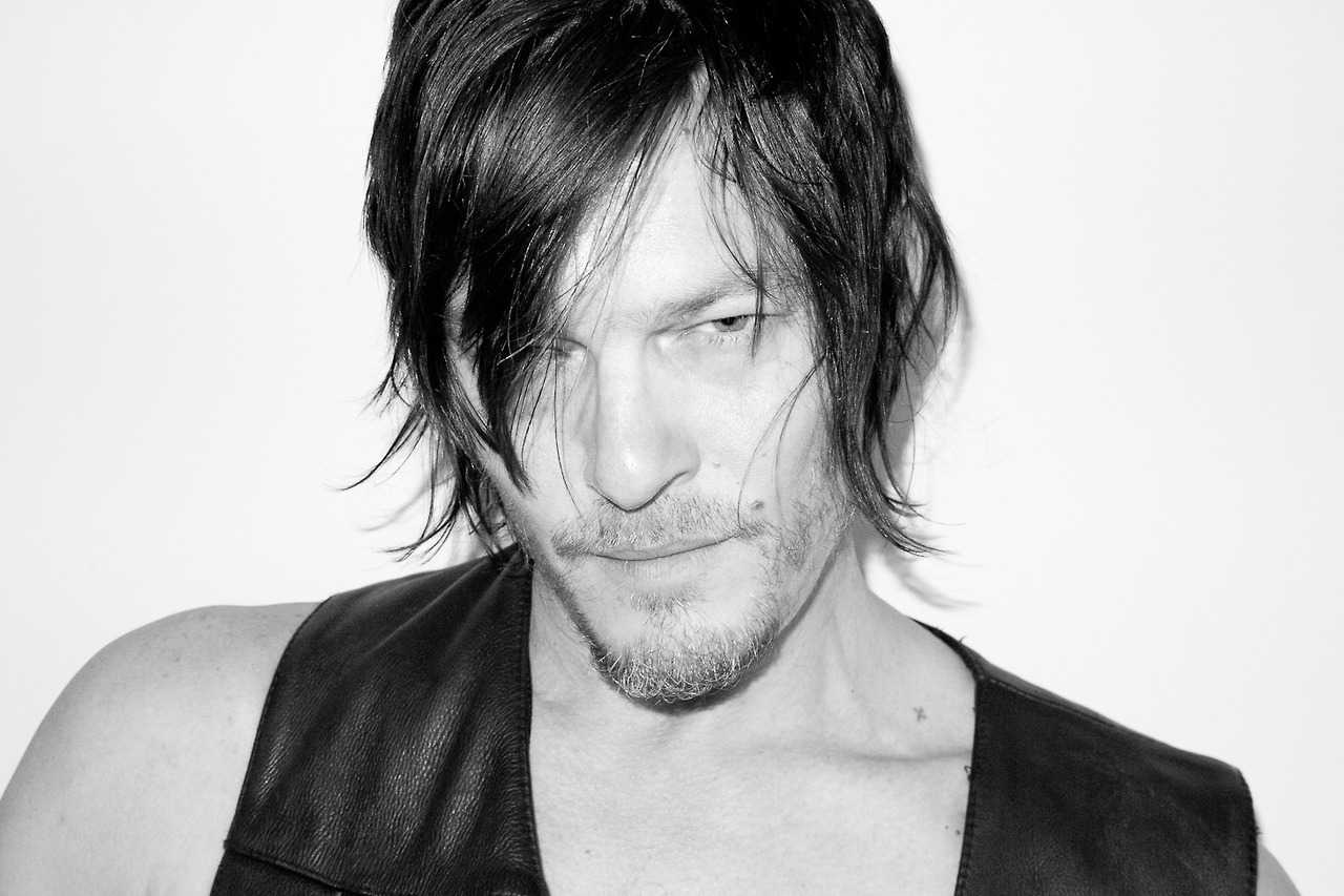 Norman Reedus Rumoured To Be Starring In The Reboot Of The Crow